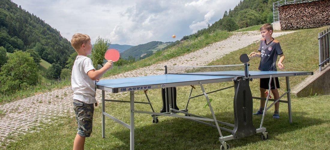 Abwechslung und Spaß im Urlaub auf dem Biobauernhof in Südtirol