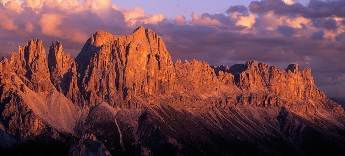 Regione turistica Catinaccio/Latemar – Le montagne in fiamme